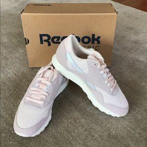 4b4daab2fd0 Reebok Shoes - 🆕 REEBOK Classic Pastel Suede Sneakers